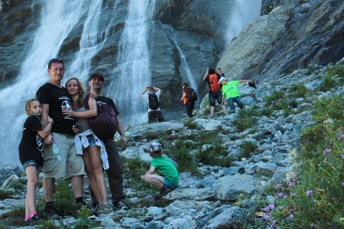 Софийский водопад. Фото: Александр Трушников/Великая Эпоха