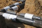Газопровод с ППУ изоляцией. Фото с сайта http://hcm.su/
