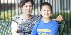 После китайских застенков Гао Чжишэн едва может говорить