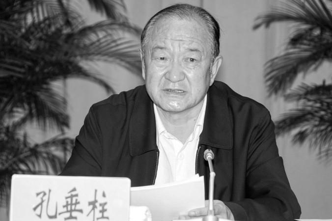 Кун Чуйчжу, бывший заместитель губернатора провинции Юньнань, 5 лет назад узнал, что у него СПИД. Недавно он покончил жизнь самоубийством. Гонконгский телеканал Phoenix сообщил о серии секс-скандалов с участием Куна и других чиновников, которые имели с ним тесные связи. Фото: скриншот/wcb.yn.gov.cn