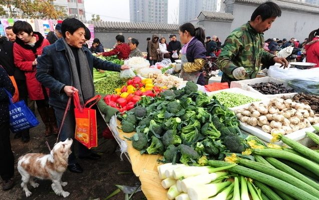 Налоги в Китае растут быстрее ВВП