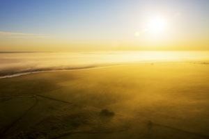 Дыхание, просыпающейся с утра земли. Фото: Сергей Лучезарный/Великая Эпоха