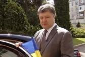 Украина, флаг, Порошенко