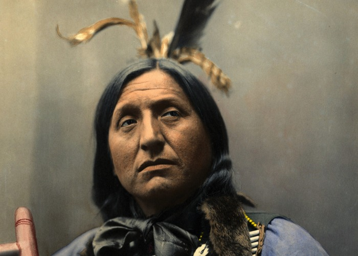 Кто были предки индейцев?