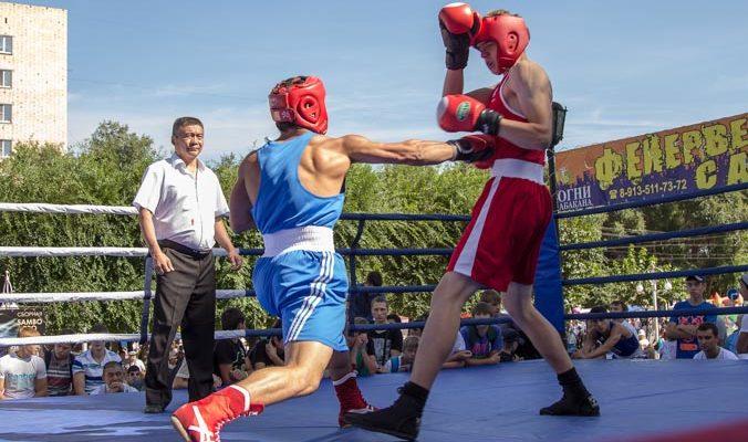 II городской Фестиваль единоборств прошёл в Абакане