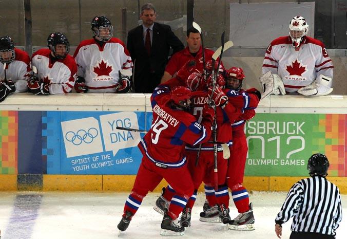 спорт, хоккей, молодёжная сборная