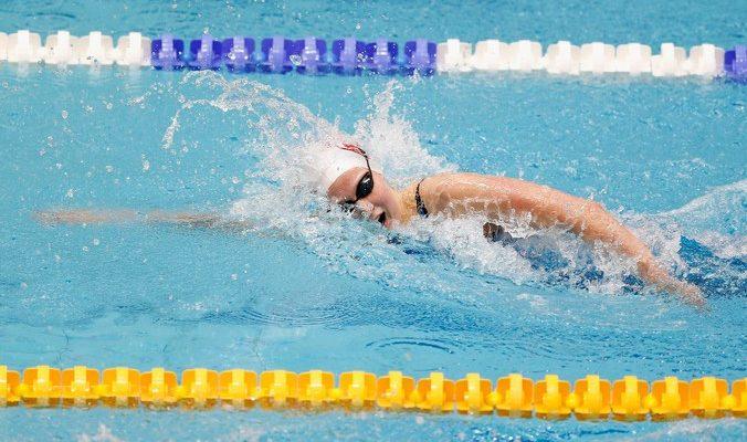 Польская спортсменка потеряла сознание во время заплыва на ЧЕ