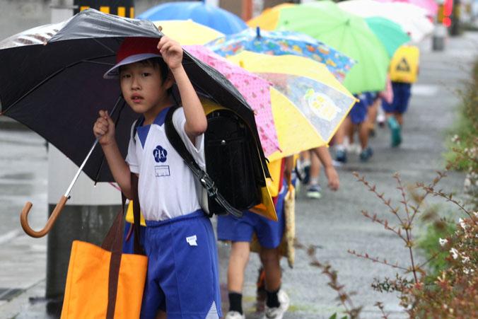 тайфун, Япония, происшествие