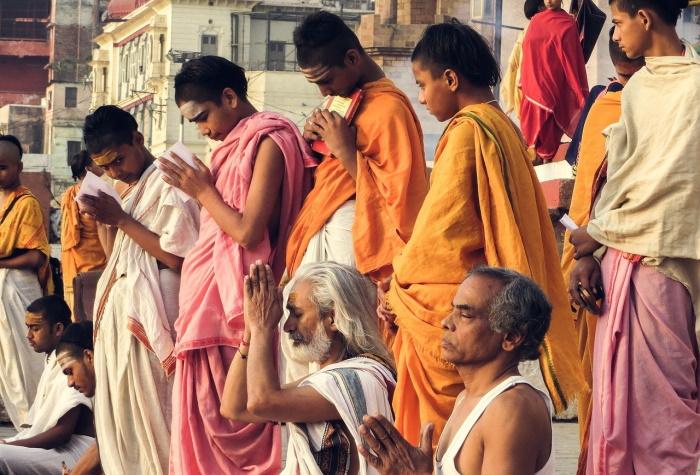 Борьба индийского энтузиаста с кастами