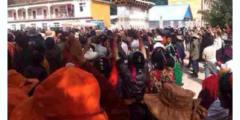 Тибетцы умерли от огнестрельных ранений в тюрьме