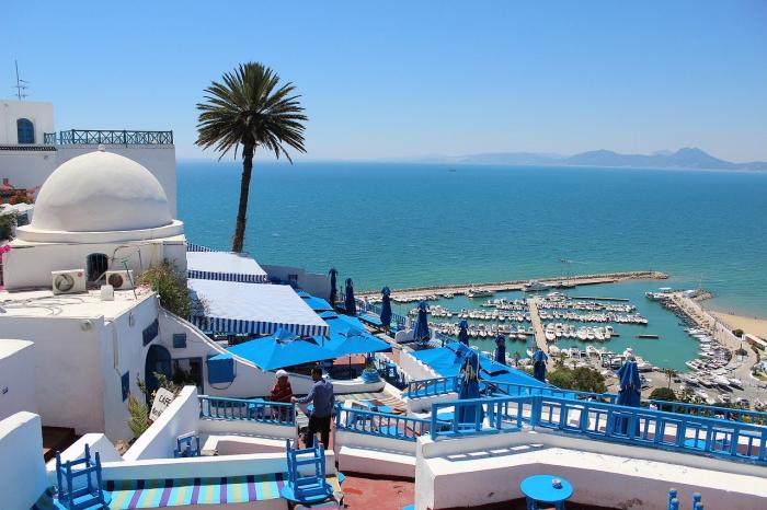 Тунис: курорты и города