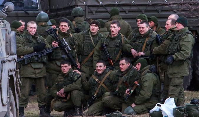 Минобороны призвало всех «запасников» России на масштабные сборы