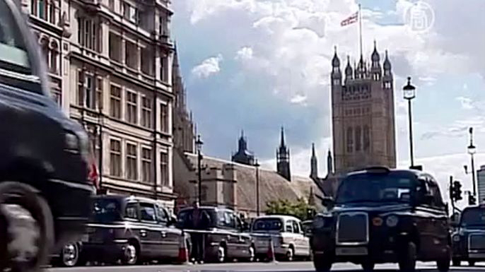 Лондон был признан самым дорогим городом мира. Скриншот видео.
