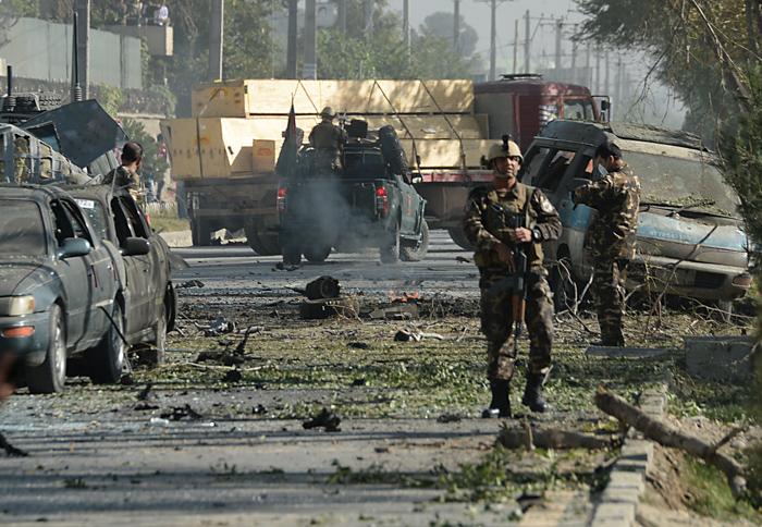теракт, взрыв, Афганистан