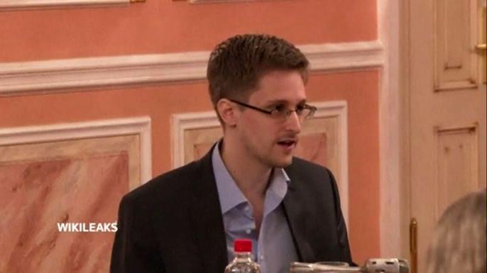 Эдвард Сноуден получил «Альтернативную Нобелевскую премию». Скриншот видео.