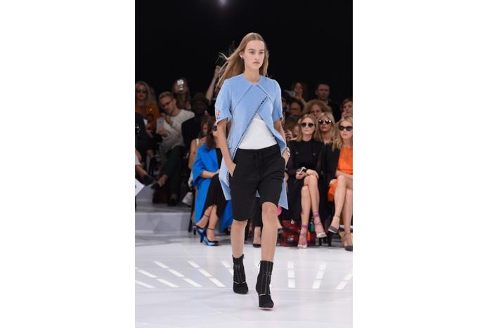 Christian Dior : Runway - Paris Fashion Week Womenswear Spring/Summer 2015