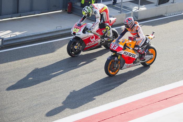 MotoGP of Spain - Free Practice