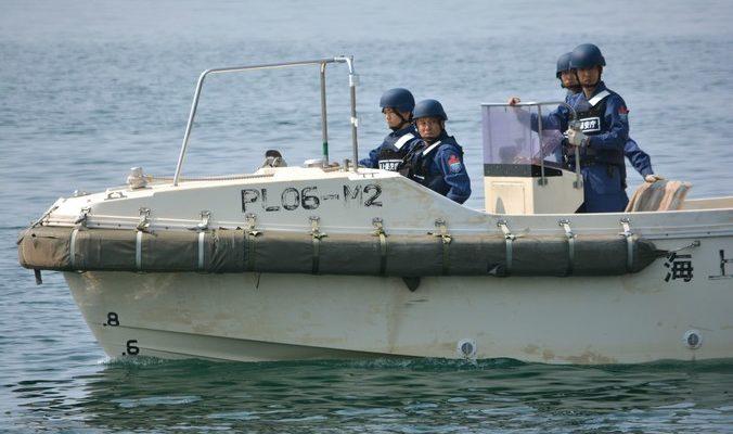 Пятеро моряков с теплохода «Полайн» доставлены во Владивосток