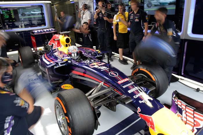 гонки, автоспорт, Формула-1
