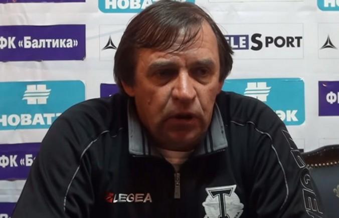 Бывший наставник «Торпедо» Александр Бородюк. Фото: youtube.com
