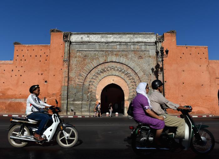 туризм, Марракеш, Марокко
