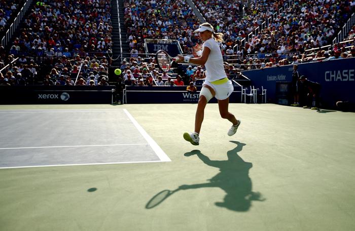 спорт, теннис, Екатерина Макарова