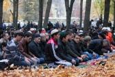 мусульмане, Москва, Курбан