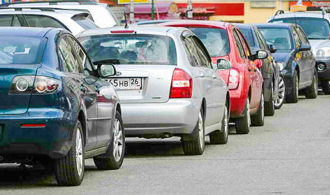 Московским водителям напомнят о штрафе по SMS