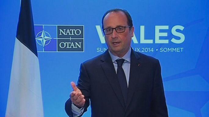 Президент Франции назвал условия поставки «Мистралей» России