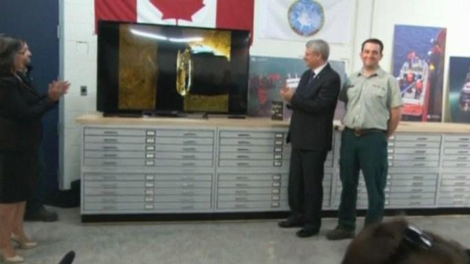 Канадские исследователи обнаружили корабль, пропавший во время экспедиции 1845 год