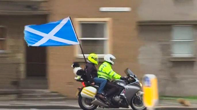 День референдума о независимости Шотландии наступил