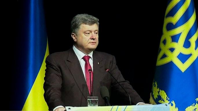 Порошенко объявил о намерении через шесть лет подать заявку на членство в ЕС