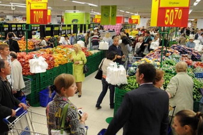 санкции, продукты