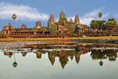 Камбоджа, Ангкор-Ват Фото: Dennis Jarvis/flickr.com
