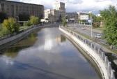 Вид с Лефортовского моста. Фото: liveinternet.ru