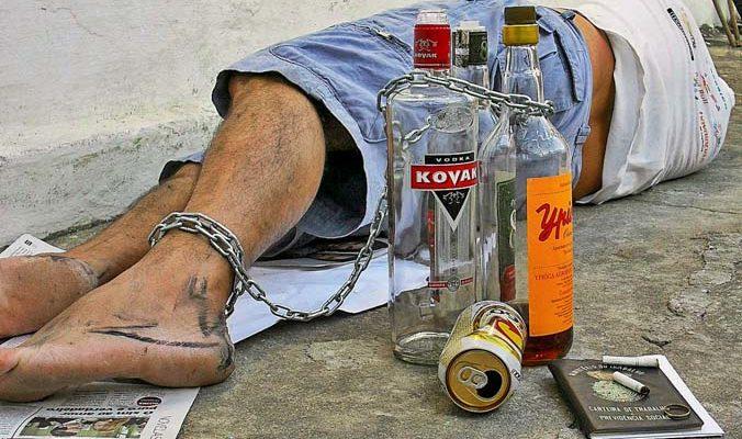 Коалиция РФ: Снижение цены на водку ведёт страну к алкогольной катастрофе 90-х годов