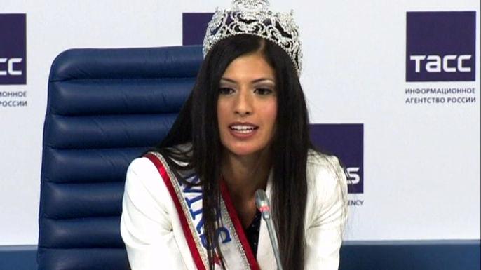 Конкурс красоты Миссис Америка-2015 пройдет в Севастополе. Скриншот видео.
