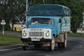 Гастарбайтер в Москве пытался угнать грузовик