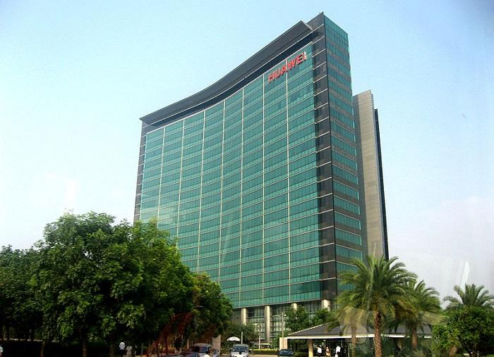 Здание компании Huawei Huawei Technology в Шэньчжэне, Китай. Из-за угрозы шпионажа американские власти порекомендовали не использовать устройства фирмы Huawei. Фото:Brücke-Osteuropa/commons.wikimedia.org