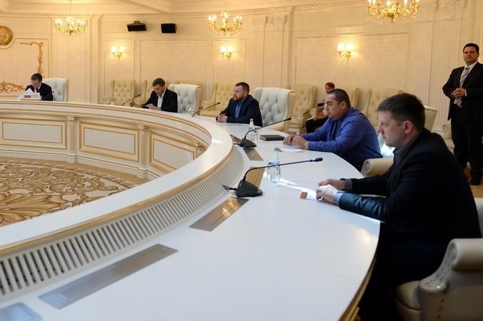 Минск, переговоры, Украина