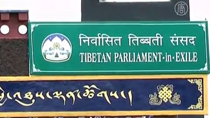 Тибетцы в изгнании надеются на проведение реформ Си Цзиньпином. Скриншот видео.