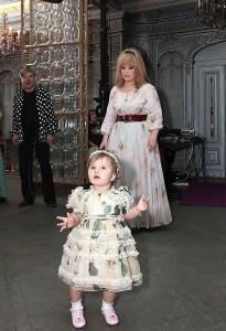 Алла Пугачёва и дети