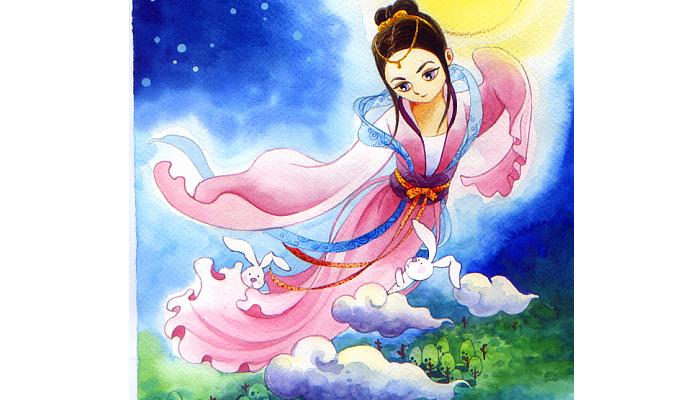 Луна и Праздник середины осени в классической китайской поэзии. Часть I