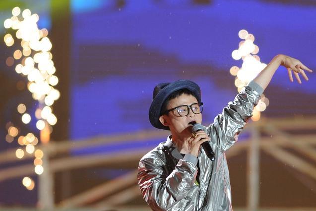 Колоритная личность Джек Ма — основатель и исполнительный директор Alibaba Group. Фото: PETER PARKS/AFP/Getty Images