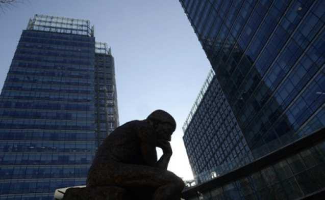 Продажи недвижимости в Китае упали в августе на 13,4% по сравнению с августом 2013 года. В июле — на 17,9%. Фото: Getty Images