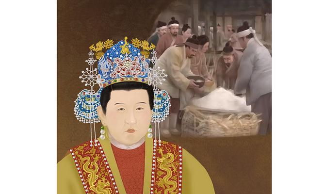 Императрица Ма — образцовая правительница династии Мин