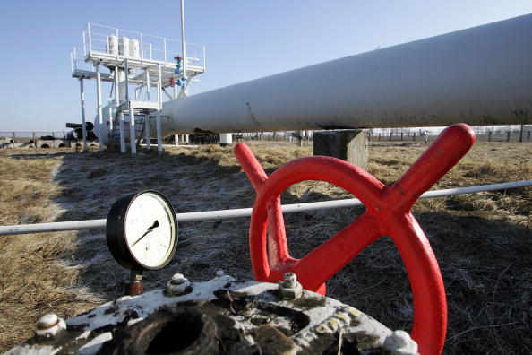 Газ, Украина, реверс