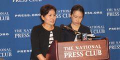 Жена страдающего китайского адвоката просит помощи