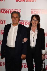 'Qu'est-ce Qu'on A Fait Au Bon Dieu?' Paris Premiere At Le Grand Rex