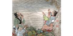 Луна и Праздник середины осени в классической китайской поэзии. Часть II